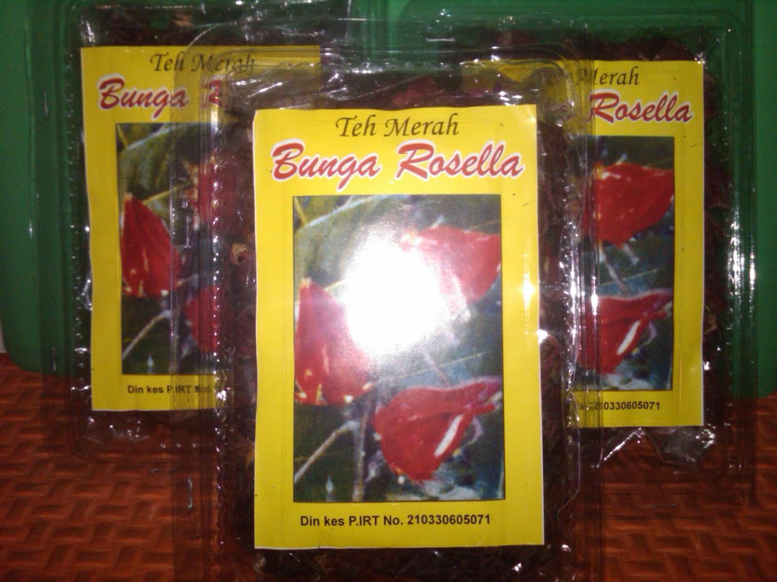 7 Khasiat Bunga Rosella Untuk Diet Aman Cepat Kurus Dalam Seminggu